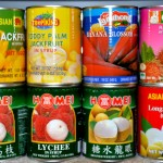 Canned fruits 1