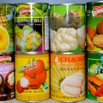 Canned fruits 2