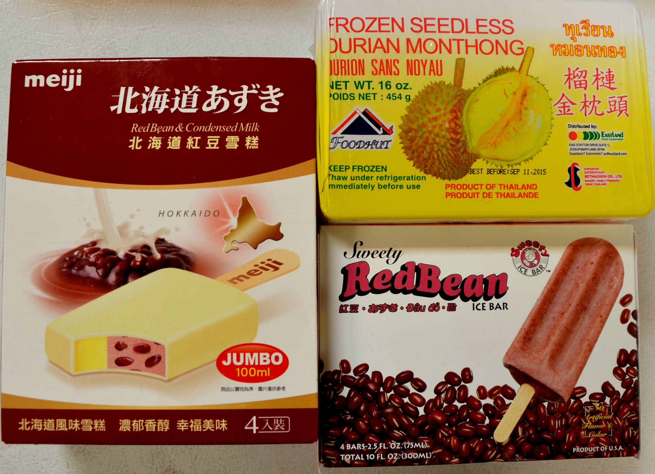 Assorted Food Items | Hong Kong Market of Portland, Maine